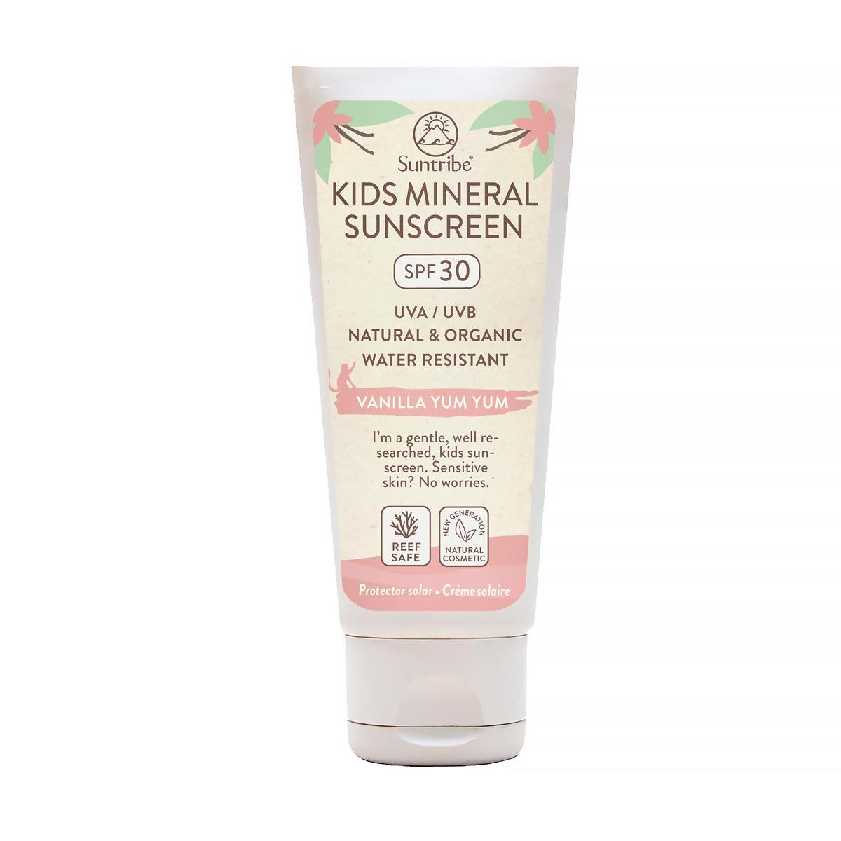 Solio Crema minerala protectie solara copii SPF 30