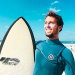 Cremă protecție solară rezistentă cu oxid de zinc SPF 30 Albastru oceanic SUNTRIBE